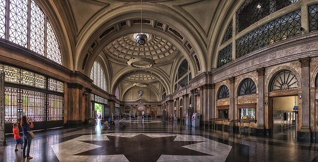 Estación de Francia- Barceilona