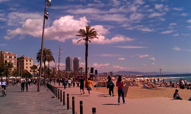 Playa de La Barcelona Ciutat Vella