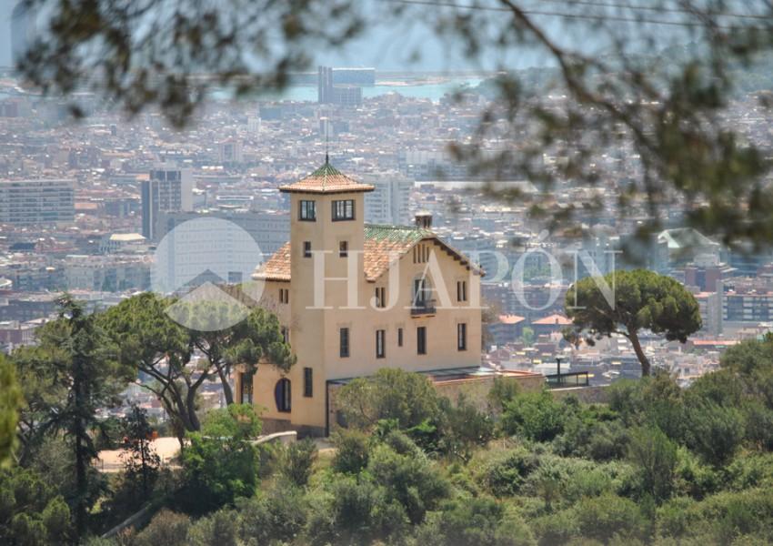 Torre Modernista en venta en Barcelona