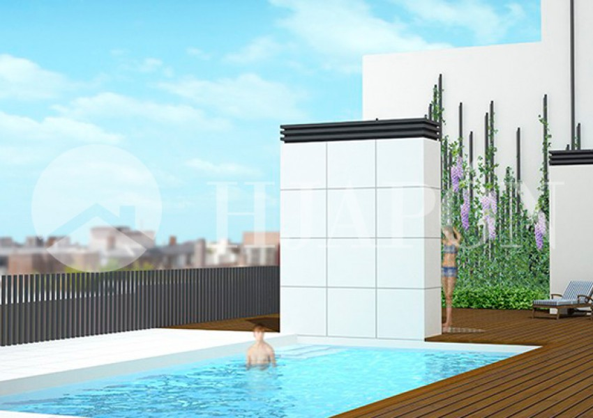 Vivienda de obra nueva en venta_ Barcelona