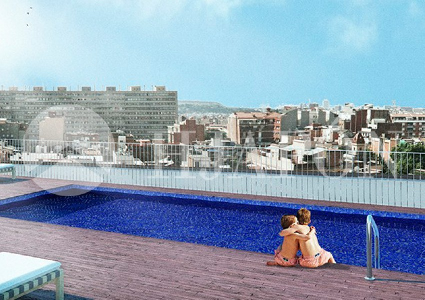 Apartment to invest in high zone Barcelona