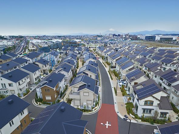 Ciudad inteligente Panasonic
