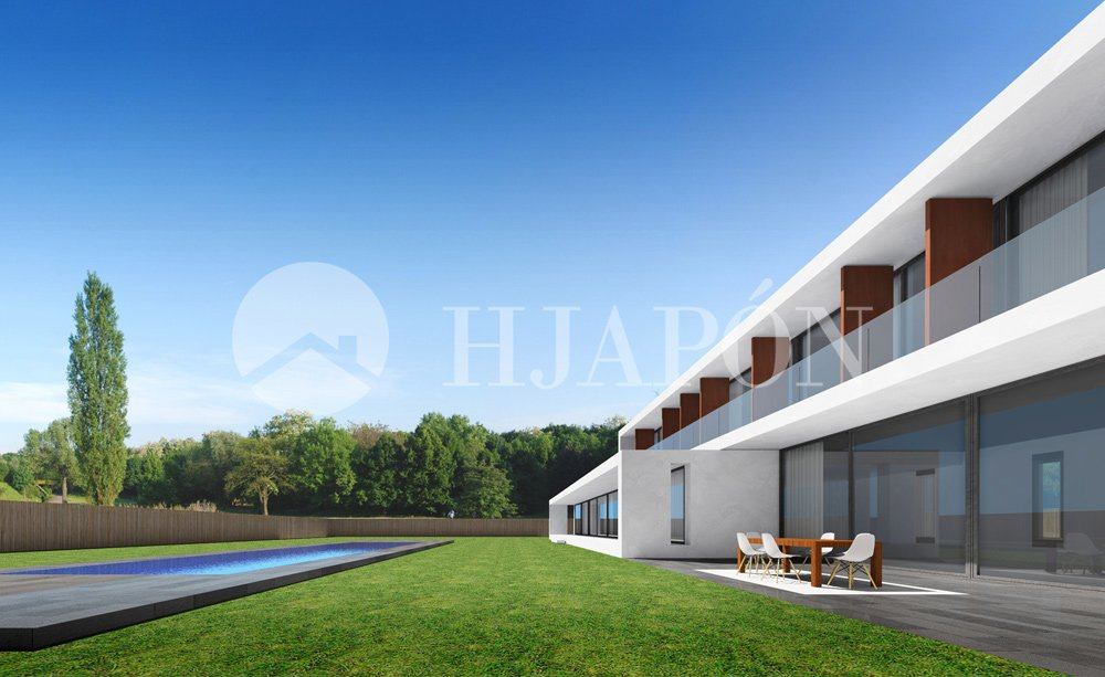 New design house project in Maresme
