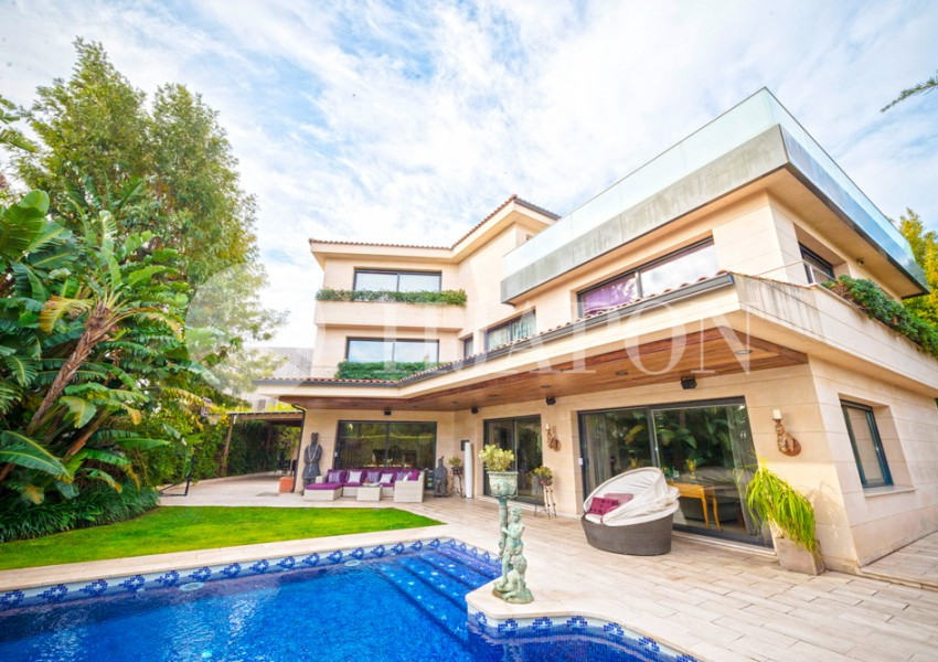Luxury house for sale Barcelona