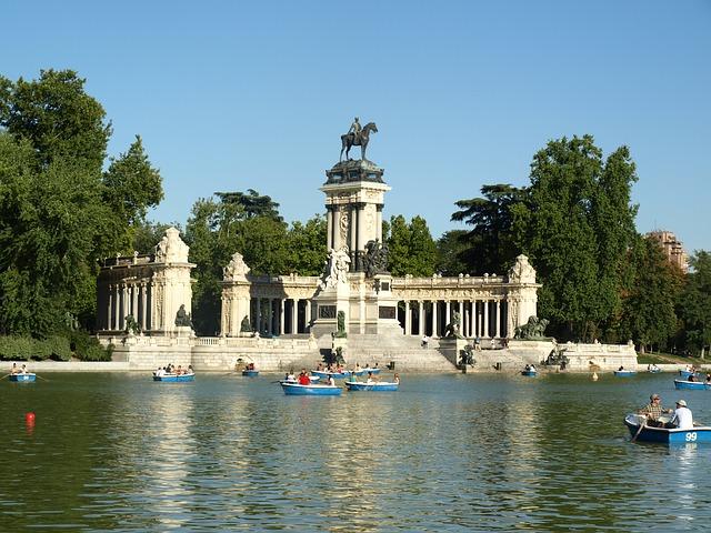Distrito Parque del Retiro_ Madrid