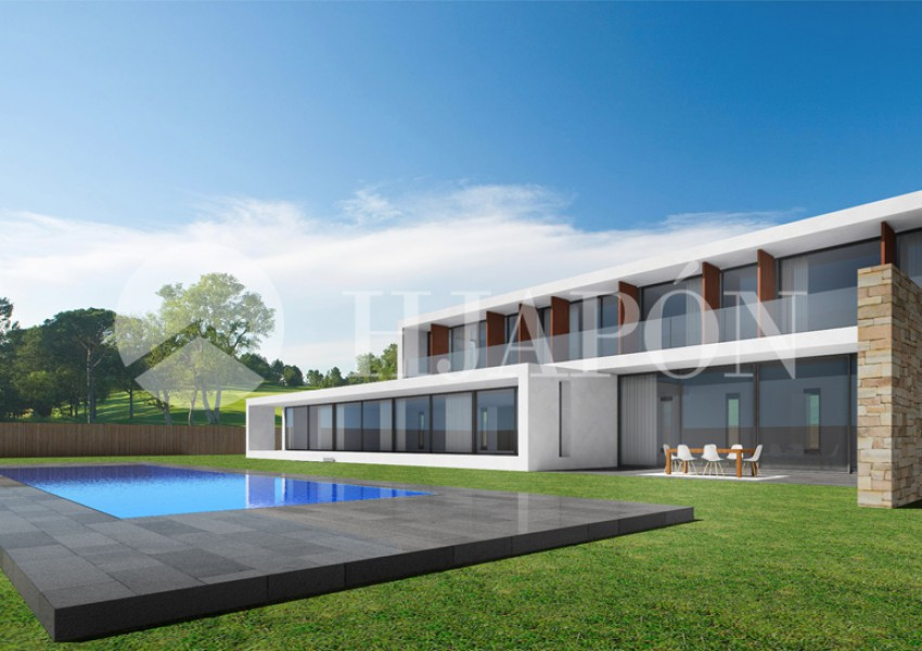 Avant-garde property for sale in Alella