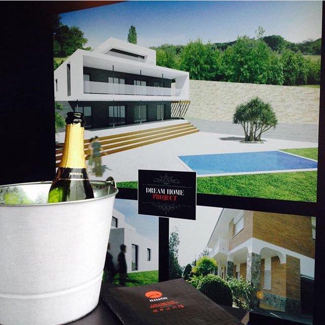 Diseño vanguardista dream home project