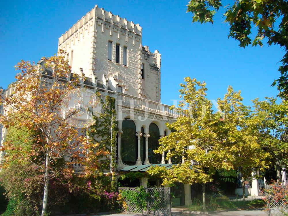 Estas 5 casas de lujo en barcelona te impresionaran hjap n - Casas modernistas barcelona ...