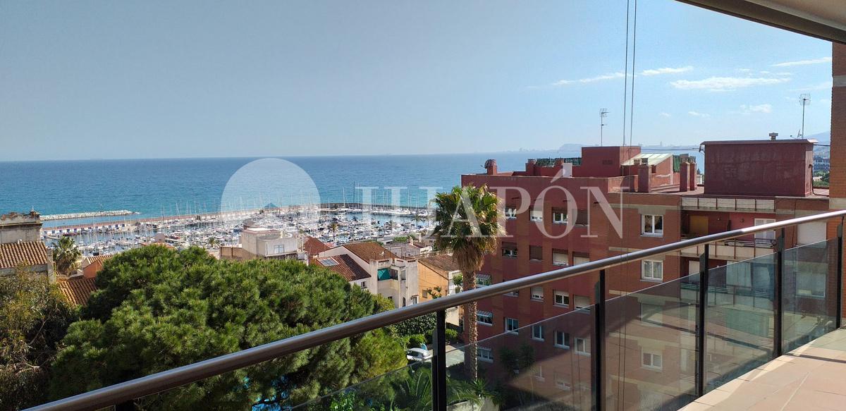 Piso en alquiler en el masnou con vistas panor micas al - Alquiler pisos vilassar de mar ...